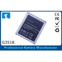 Buy quality G3518 Akku Samsung Phone Battery Replacement Galaxy Core LTE B450BC Battery at wholesale prices