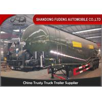Buy cheap V Type Middle-Density Cement Tanker Truck 30-75CBM Loading Capacity product