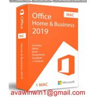 Buy cheap Original Office 2016 Home And Business / Office 2016 Professional Plus Server from wholesalers