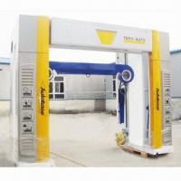 China Fully Automatic Roll Over High Pressure Car Wash Machine, Offers Various Cleaning Choice on sale