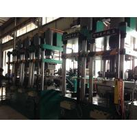 Buy cheap Manual 100 Ton Four Column Hydraulic Press Machine Multifunctional High Rigidity product