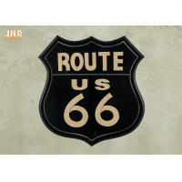 Buy cheap Route 66 Key Box Wooden Wall Plaques Wooden Key Holders product