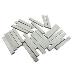 Buy cheap HIP Sintering 2m Tungsten Carbide Strips HRA89 High Wear Resistance product