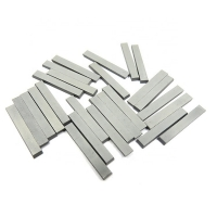 Buy cheap HIP Sintering 2m Tungsten Carbide Strips HRA89 High Wear Resistance from wholesalers