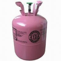 Buy cheap Refrigerant Gas R410a product