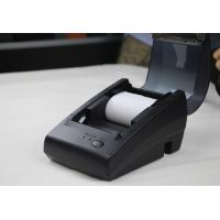 China POS System 2 Inch Thermal Printer With Big Roll , 48 mm Handheld Receipt Printers for sale