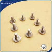 Buy cheap Gr4.8 8.8 Full Thread Small Carriage Bolts Stainless Steel 316 Material product