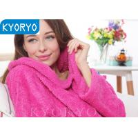 Buy quality Machine and Hand Washable Blanket with Sleeves For Home and Hotel at wholesale prices