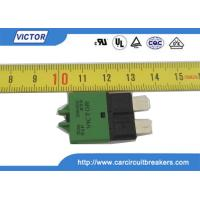 Buy cheap PC Cirucit Board Thermal Fuse Color Code Normally Closed Bimetal Fuse product