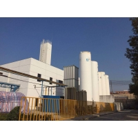 Buy cheap Industrial Liquid Oxygen Nitrogen Plant , Oxygen Generating Equipment 750m3/hour product