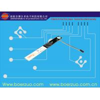 Buy cheap Waterproofing FPC Tactile Membrane Switch Sticker With Embossed Button product