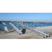 Buy cheap Marine Aluminium Ladders marine accommodation ladders gangway ladders product