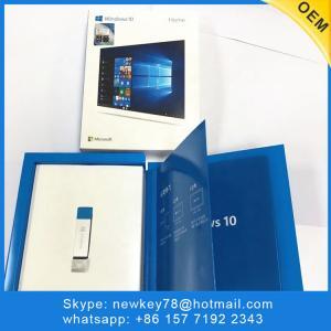 Buy cheap Computer Microsoft Windows 10 Home 64 Bits Retail Box product