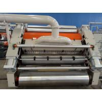 Buy cheap SF-280S Corrugated Cardboard Adsorption Single Facer Machine 60-80m/Min Speed product