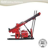 China Anchoring & Jet-grouting boring percussive rotary drilling machine on sale