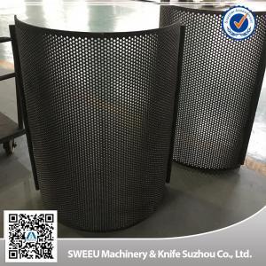 Buy cheap High Quality China Granulator Screens for Plastics product