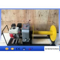 Buy cheap 3 Ton Gasoline Engine Cable Pulling Winch For Pulling And Hoisting Wire Rope product
