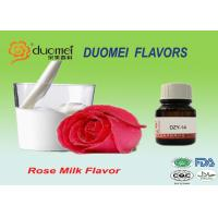 Buy cheap Rose Milk Pg / Vg Flavor Concentrates E Juice Liquid Food Flavoring product