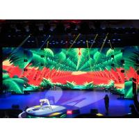 Buy cheap Hd Led Advertising Display Indoor 3.91mm Aluminium Panel For Stage Rental product