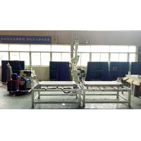 Buy cheap Automatic Aluminum Fin-and-tube Heat Exchanger Robotics Welding Machine from wholesalers