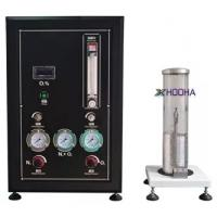 Industrial Wire Testing Equipment Digital Readout Oxygen Index Tester GB2406-2009 for sale