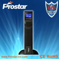 Buy cheap Prostar single phase rack mount ups 2kva for networking server product