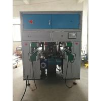 Buy cheap Double Lane Tissue Paper Converting Machine 3 Servo Control Rotary Cutting from wholesalers