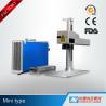 Buy cheap Mini Type Portable Fiber Laser Marking Machine 10W 20W 30W 50W with FDA from wholesalers
