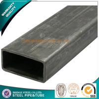Buy cheap Construction Welded Rectangular Steel Tubing ASTM A500 BS1387 High Tensile product