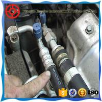 Buy cheap STEEL WIRE REINFORCED FUEL HYDRAULIC HOSE AUTO AIR-CONDITION HOSE product