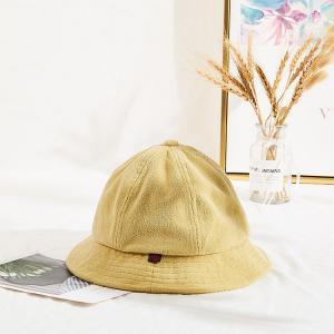 Buy cheap Female Furry Angora Rabbit Fur Bucket Hats Leopard Pattern product