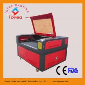 Factoy price!! Laser Cutting machine 1200 x 1600mm square linear rail TYE-1216