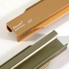 Corrosion Resistant 897mm Aluminium Kitchen Handles for sale