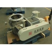 Buy cheap CE Inner Surface Polished DN200 Star Feeder With Scraper product