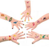 Buy cheap Waterproof Childrens Transfer Tattoos , Childrens Temporary Tattoos Easy Remove product