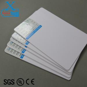 China 3mm laser printing pvc sheet plastic foam board flexible cutting plastic sheet wholesale printable pvc sintra foam sheet on sale