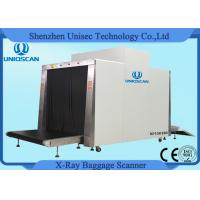 Buy cheap Big Size 1.5*1.8m High Speed Conveyor X-ray Scanners for Cargo Pallet Inspection from wholesalers