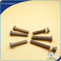 Buy cheap SO 13918 Shear Connector Studs , Welded Shear Studs Plain Finish SWRCH15A Material product