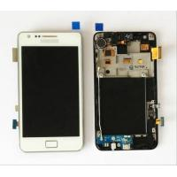 Buy quality OEM Frame LCD touch digitizer assembly for Samsung Galaxy S2 at wholesale prices