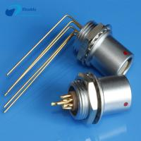 Buy cheap Lemo EHG inside assemblied panel mount socket Elbow pins 5 pin receptacle EHG.0B.305 from wholesalers