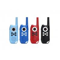 Buy cheap Easy To Carry Kids Walkie Talkie Electronic Toys With Friendly ABS Material from wholesalers