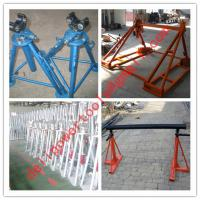 Buy cheap best quality Cable Drum Rotator,Cable drum trestles,buy Cable Drum Jacks product