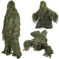 Buy cheap Ground Blind Hunting Clothes Hunting Ghillie Suit Forest 3d Hunting Camo Clothing product