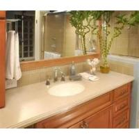 Buy cheap OEM non-porous Yellow-resistance Pure Acrylic high density Solid Surface Countertops from wholesalers