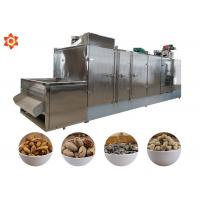 Buy cheap Belt Type Nut Processing Machine Continuous Baking Drying Cooling Machine product