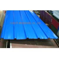 Buy cheap Color Coated Prepainted Galvanized Corrugated Steel Sheet / Plate SGCC, DX54D+Z, SGH340 product