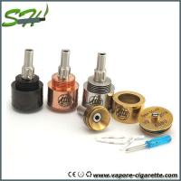 Buy quality Atty RDA RBA Atomizer Tank Solid Copper Bottom changeable For 2.5 ml at wholesale prices