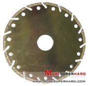 Buy cheap Electroplated Diamond Cutting Blades & Discs lucy.wu@moresuperhard.com product