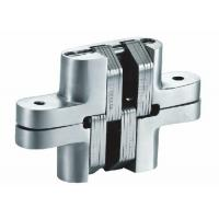 Buy cheap Spring Closing Stainless Steel Concealed Hinges , Invisible Hinges For Interior from wholesalers