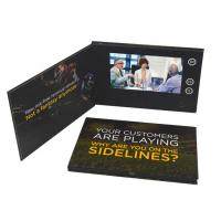 Buy cheap Handmade 7 Inch LCD video greeting card, video gift card ,tv in a card, lcd from wholesalers